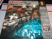 Risk 2210 AD AVH41475 Futuristic Military Underwater Cities Hasbro COMPLETE exc.