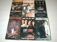 RAY LIOTTA 6 PACK VHS MOVIE LOT RARE OOP HTF