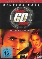 Nur noch 60 Sekunden - Director's Cut (Nicolas Cage)                   DVD   002