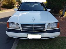 WRECKING MERCEDES W202 95 C180 parts only the list $10 for wheel nut no shell