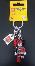 LEGO BATMAN: HARLEY QUINN KEYRING NEW