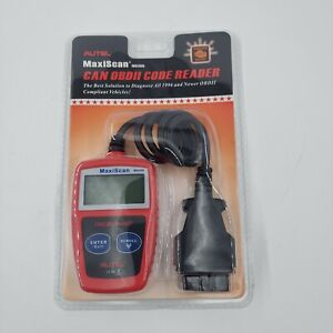New Autel MaxiScan MS309 Universal OBD2 Scanner Engine Light Fault Code Reader