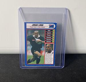 1997 Sported Magazine UK Jonah Lomu Card