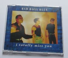 Bad Boys Blue - I Totally Miss You - Maxi CD