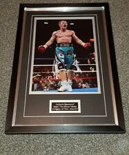 Ricky hatton signed
