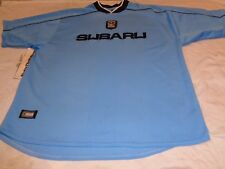 0cab4bfdedd Coventry City Football Club SUBARU Shirt Jersey Sz 50 52 Authentic CCFC  Garment