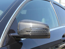Mercedes W204 C 180 C200 C200 C250 C300 C350 C63 Fibra de carbono, fibra de espejo cubre