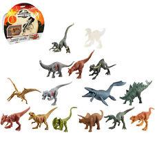New Jurassic World / Park mini Dinosaurs multipack 15 pack Battle Damage