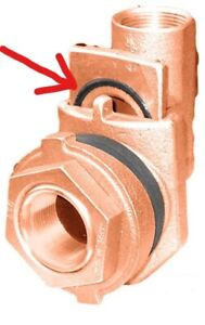 """O-ring For 1"""" or 1-1/4"""" Pitless Adapters 2"""" Outside Diameter. For Sprinklers"""