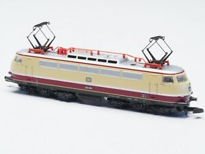 88541 Marklin Z-scale TEE Express Electric Locomotive Class E03 DB, 5 pole motor