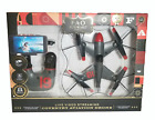 Brand New FAO Schwarz COVENTRY AVIATION DRONE Live Video Streaming to Smartphone