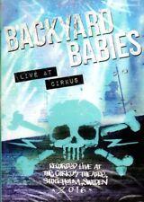Backyard Babies(DVD)Live at Cirkus-Gain-88985410109-Europe-2017-New