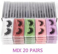 20 Random Mix Eyelash bundle