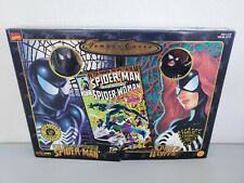 """Toy Biz Marvel Famous Cover Series Spider-Man & Spider-Woman 8"""" Figures New NIB"""