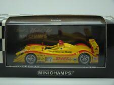 MINICHAMPS - PORSCHE RS SPYDER - ALMS MID OHIO 2006 - BERNHARD/DUMAS - 1/43 -