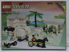 NEW Lego Town Paradisa 6419 Rolling Acres Ranch NEW Sealed 1992' Girls