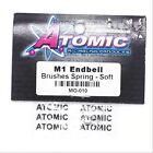Atomic MO-010 M1 Endbell Brushes Spring Soft