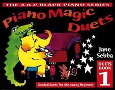Piano Magic Duets Book 1 von Jane Sebba (2000, Taschenbuch)