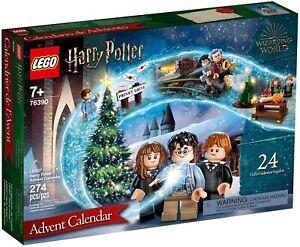 LEGO® Harry Potter™ Advent Calendar (76390) New Sealed - Fast Dispatch  Free P&P