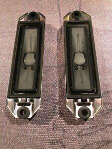 SONY Speaker 1-826-647-11  8 homs 10 watts, set of 2