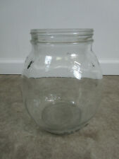 Vintage Glass 5qt Chicken Waterer Brower Top Poultry Farm Agriculture Bird