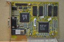 S3 Vision 868 86C868-P SDAC 86C716-MG, FCC ID: H85-20SDPCI REV:C, PCI Video Card
