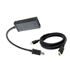 HQRP MHL to HDMI HDTV Adapter & A/V Cable for Samsung Galaxy S3 S4 Note 2 3 8.0