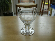 "Stuart Crystal Tamara 10oz Water Goblet - 4 7/8""(<12.5cms) - 2 available"