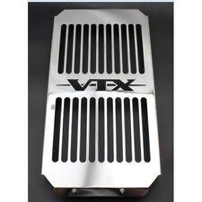 Radiator Grill Grille Cover Steel Chrome For Honda VTX1800 VTX1300 CFNRST