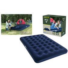 """LIVINGbasics® Full-Size Air Bed Inflatable Camping Mattress, 75"""" x 54"""" x 8.5"""""""