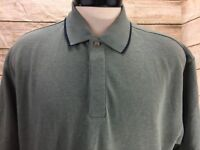 New Nike Golf Polo Shirt SS Mens L Green