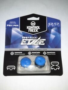 Kontrolfreek Edge Thumbgrips for PS4 or PS5 Controller
