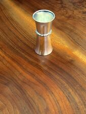 Lunt Sterling Silver Jigger or Double Shot Measure:Excellent Condition
