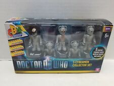 Doctor Who 5 Cybermen Collector Set New NIB