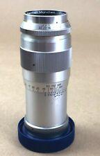 Vintage Steinheil Munchen Culminar 135mm f4.5 lens 4/3 Cameras w/ Leica Screw Mt