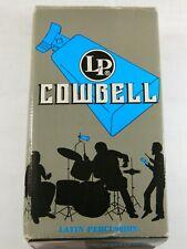 Latin Percussion #Lp-007 Box w/ Tko Percussion Cowbell + Hardware Rock Drums