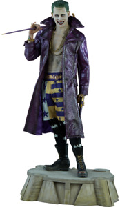 Batman Suicide Squad Jared Leto As The Joker premium format Sideshow statue Rare