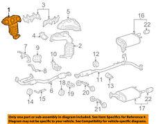 TOYOTA OEM-Exhaust Manifold 1714031H00