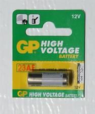 GP A23 12V Battery x 1 - same as 23AE 23A LRV08 MN21 E23A K23A - UK stock