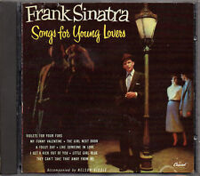 FRANK SINATRA  CD  Songs for young lovers + Swing Easy!
