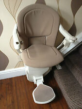 Stairlift, straight reconditioned,12 month warranty.