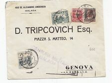 E220-SPAIN-CIVIL WAR COVER TO ITALY 1937