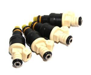 1set (4) Fuel Injectors for 1989-1994 Saab 900 2.0L I4 0280150761