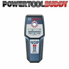 BOSCH GMS120 Digital Multi-Material Stud/Metal/Wire Detector Finder + Pouch
