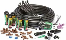 Rain Bird In-Ground Automatic Lawn Rotary Irrigation System Sprinklers