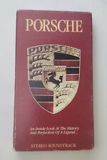 Porsche VHS 1986 Simitar Exotic Cars Armour Productiona HTF