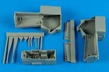 AIRES 4570 Wheel Bays for Kinetic Kit EA-6B Prowler in 1:48