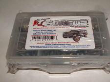 TRAXXAS SLASH DAKAR 2WD RC SCREWZ STAINLESS STEEL SCREW SET TRA059