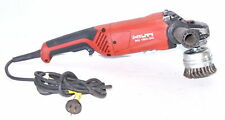 """Hilti AG-180-20 7"""" Electric Corded 2000W Angle Grinder with Wire Brush"""