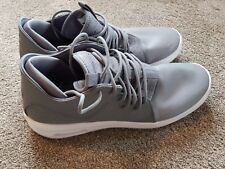 NIKE JORDAN - FIRST CLASS TRAINERS - GREY - GREAT CONDITION - UK11